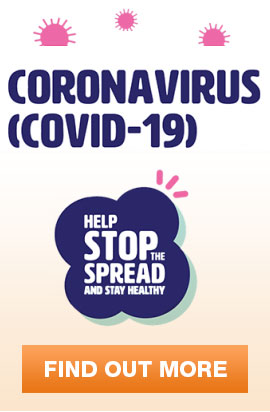 Corona Virus (COVID-19) - Help Stop the Spread and Stay Healthy