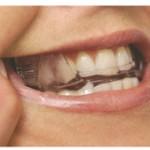 dental devide in mouth