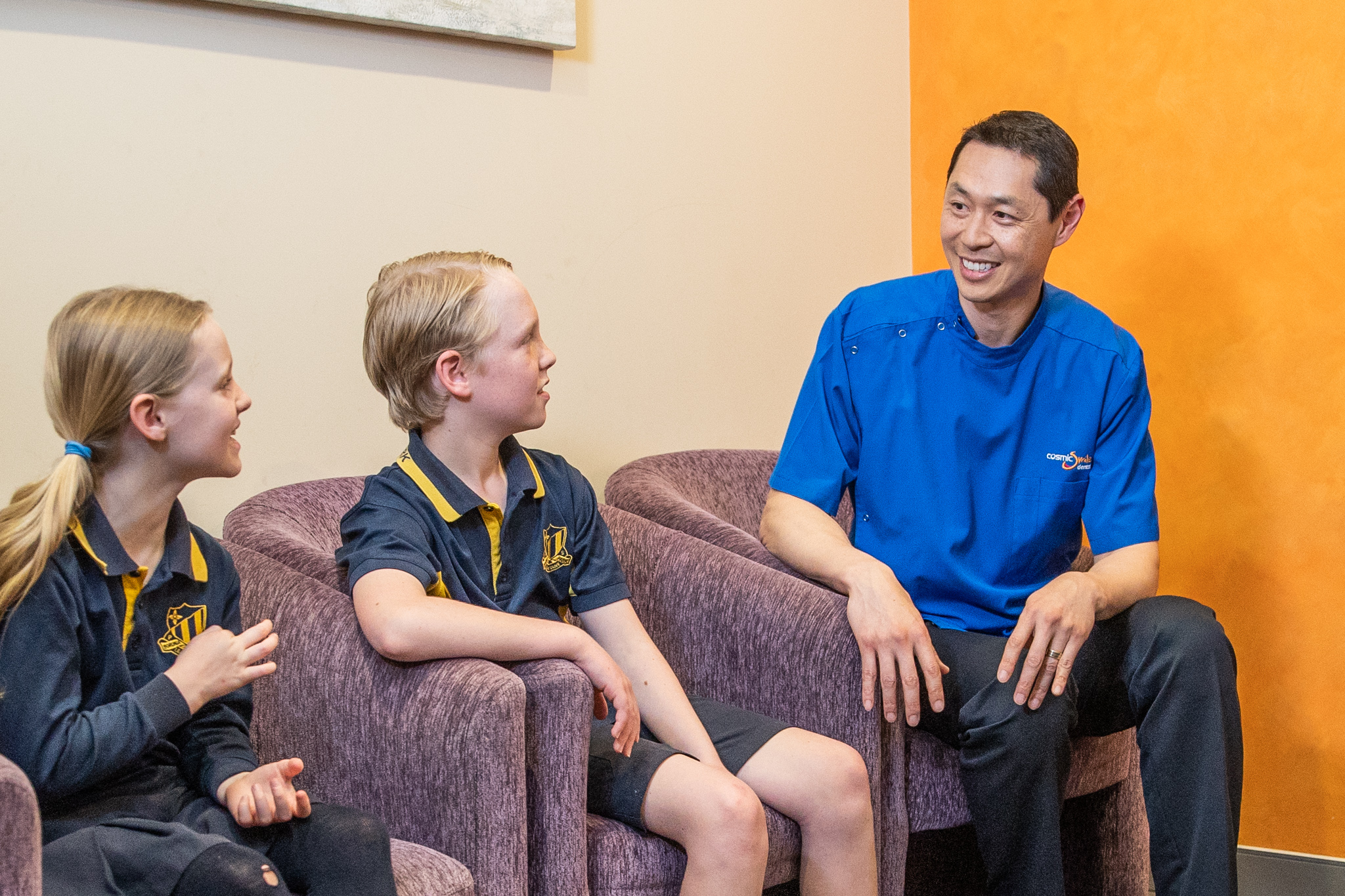 Laser dentistry for children by Dr. Pang